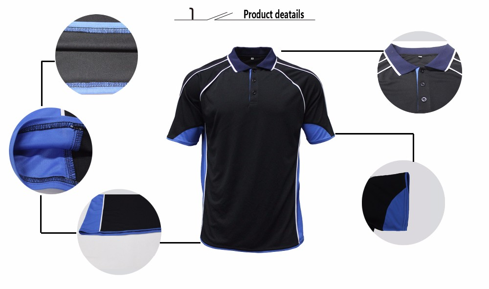 Custom Alibaba high quality low MOQ dry fit Sublimation/sublimated Soccer Polo Shirt