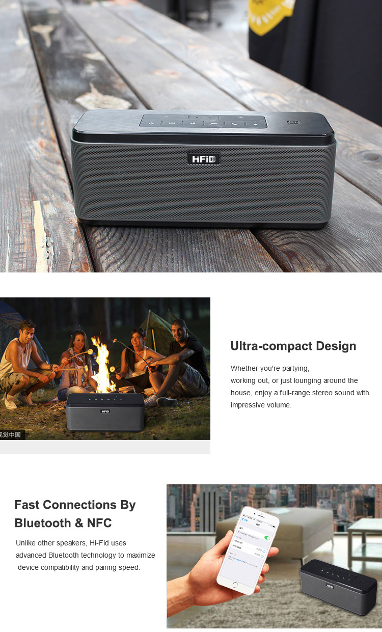 Bluetooth speaker New products 2016 innovative product