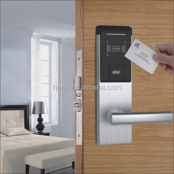 electronic EU style Hotel RF card locks