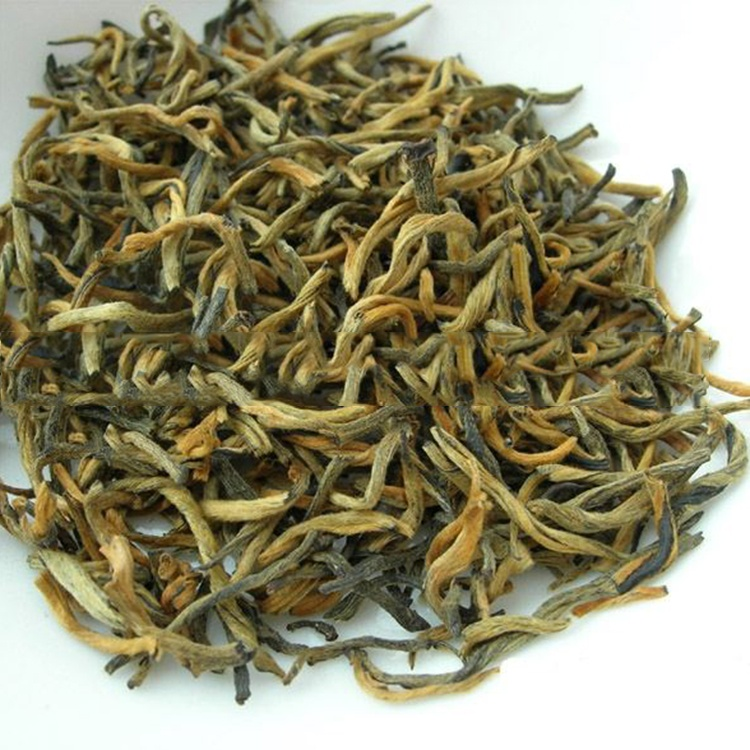 Yunan Inorganic Natural Honey Taste Black Tea - 4uTea   4uTea.com