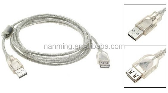 USB 2.0 Extension cable Male to Female Connector Cable for computer