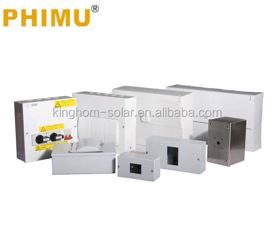 Metal Clad (Consumer Unit) Empty Enclosures