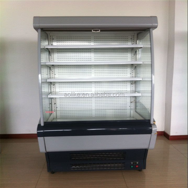 open display refrigeration