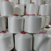 Very comfortable polyester film yarn for knitting a scarf,300 denier polyester yarn 600 dty