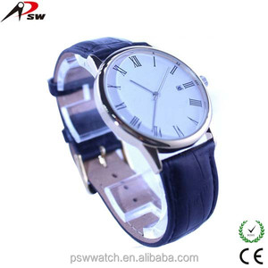 China Watch Factory Newest Design Waterproof Fashion Leather Watch ,Wholesale Promotional Low Price Fashion Watch