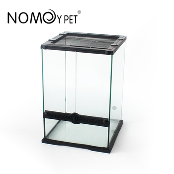 Nomoy Pet Eco Friendly Feature Rainforest Tank For Reptiles And