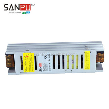 SANPU 100 W LED Driver 12V 8A Single Output Constant Voltage Switching Power Supply 110V AC to DC Lighting Transformer Indoor