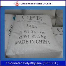 Chemical raw materials cpe 135a impact modifier for PVC products