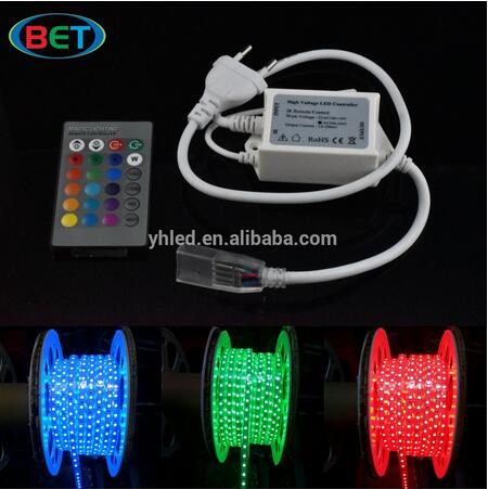 5050 smd flexible led strip ip68 110V High Voltage 60LEDs/Meter SMD 5050 led flexible strip nail polish strips wholesale