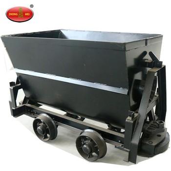 Railway Side Dumping Mine Cart - Buy Mining Car,Mining Rail Car,Underground  Mine Car Product on Alibaba com
