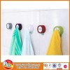 Eco friendly magic sticker Adhesive single hooks bath towel hanger