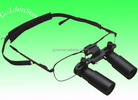 flip up surgical binocular glasses magnifiers