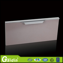 high quality furniture hardware fancy design aluminum profile handles