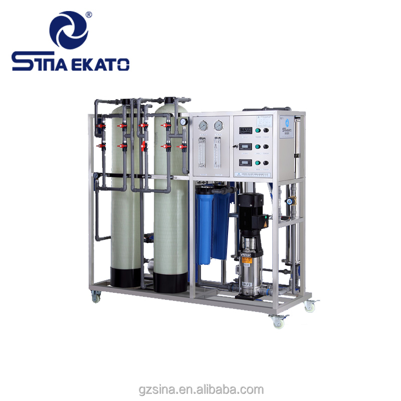 Low Price Custom CG-RO Reverse Osmosis Water Treatment Chemicals Treater Water RO Plant