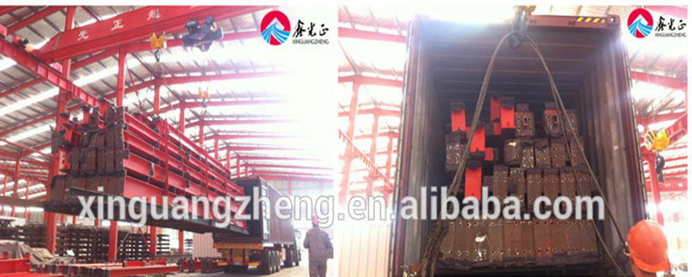 China Low Cost Prefab Steel Structure Warehouse for Sale