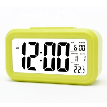 lower price spot supply lowes bouncing projection alarm daylight clock radio vibrating with motion sensor