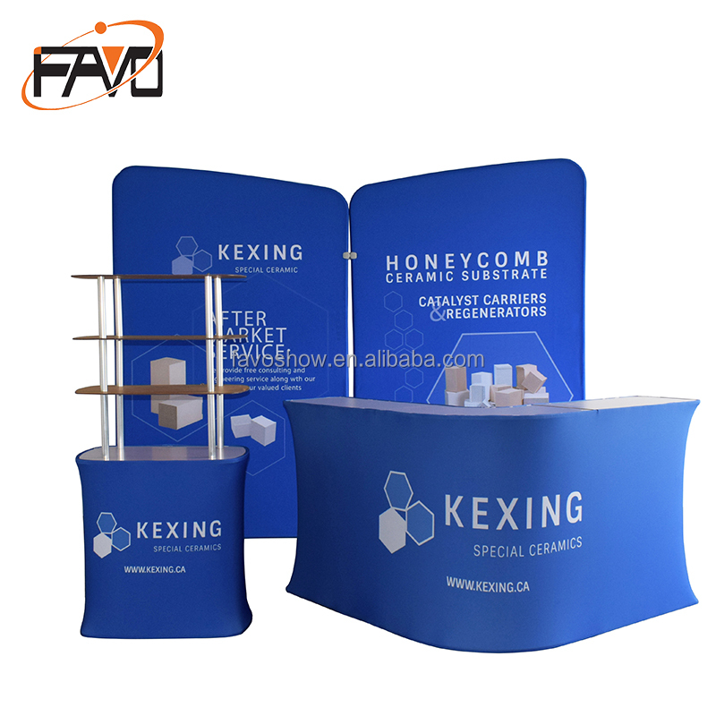 Flex Vinyl Mesh Roll Up Advertising Custom Banner Printing Stand Favoshow Display Favoshow Display