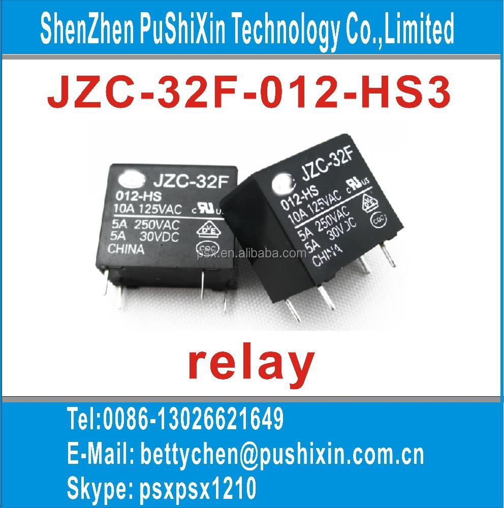 Jzcf Relay Importer Jzcf Relay Importer Suppliers And - Goodsky spdt relay datasheet