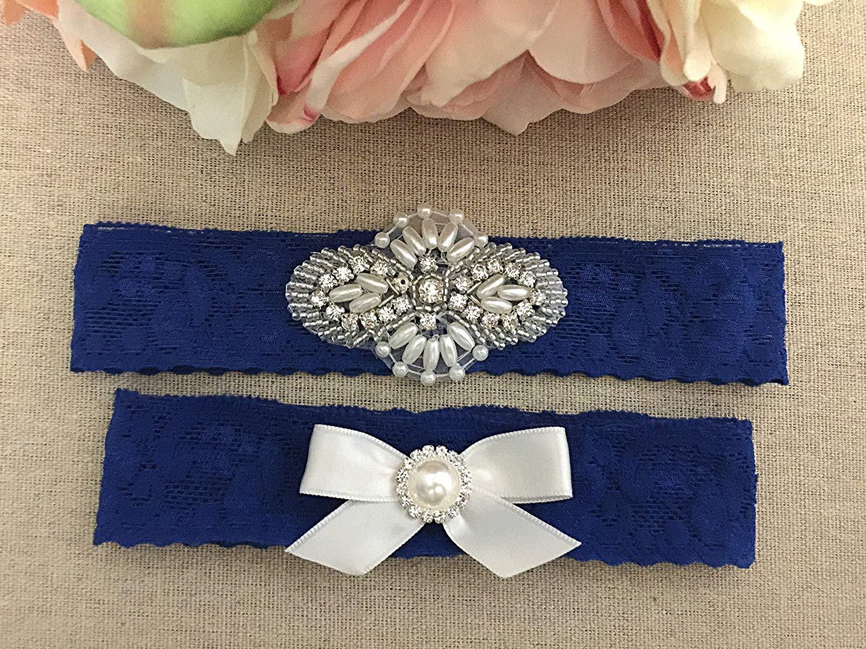 5c63afffd Get Quotations · Wedding Garter Belt