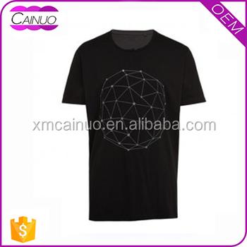 Dry fit t shirts wholesale black printing polyester for Buy printed t shirts wholesale