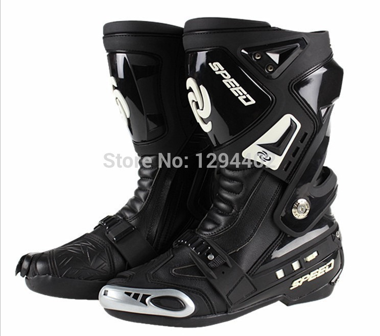 Pro-biker мотоцикл дорога гонки сапоги обувь сапоги рыцаря сапоги B1005 конкурс. Роше выполнить