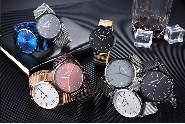 JAPAN movt china watch factory custom logo stainless steel top men brands watches