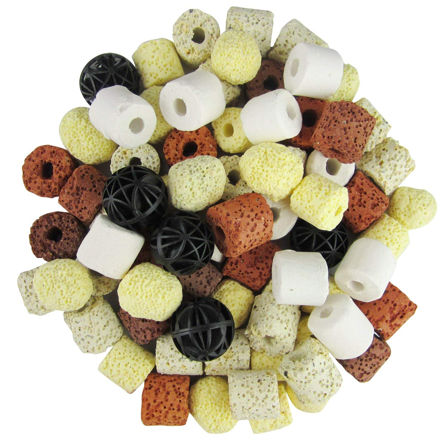 Cpr Bio Bale 1 Gallon Best Biological Filte Media White A Wide Selection Of Colours And Designs Fish & Aquariums