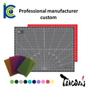 High Quality A1 rotary custom pvc cutting mat for plotter