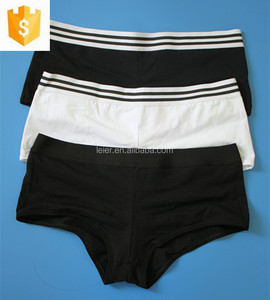 Women Underwear Breathable Material, cotton boxer ladies panty
