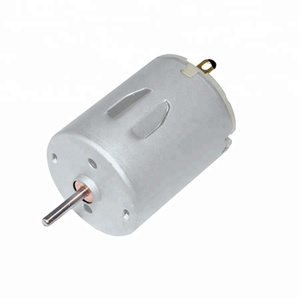 New High Torque Best Selling Permanent Magnet Motor 6V