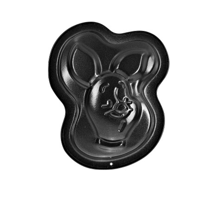 nordic mickey mouse shaped decorative cake pans