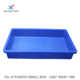 Cheap rectangular plastic tray fast food serving trays 365*245*65mm