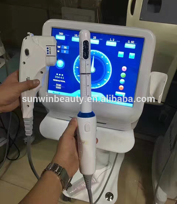 Portable hifu gynecology products vagina tight vaginal rejuvenation machine