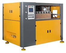 บัว PP PE Extrusion blow molding machine