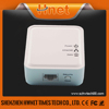 Smart Home Wifi Hot 500M Powerline Kit Wallmount Wired Smart Home Wifi Powerline Communication PLC Modem PLC Adapter