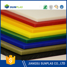 multi-color hdpe plastic roll sheet