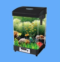 model: Iq-a380) Aquarium Fish Tank