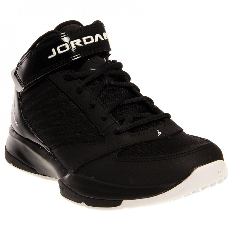 reputable site 64e38 6ec55 Nike Jordan BXT MID 3 BG Boys Basketball Shoes Black White 848787 011