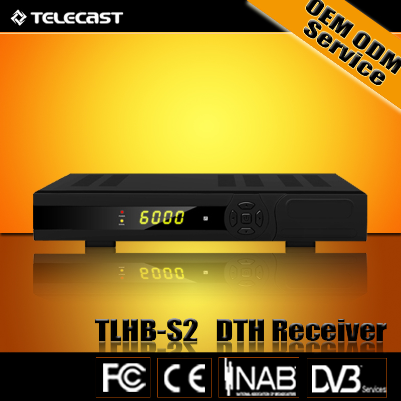 TLHB-S2 High Performance DTH HD Receiver