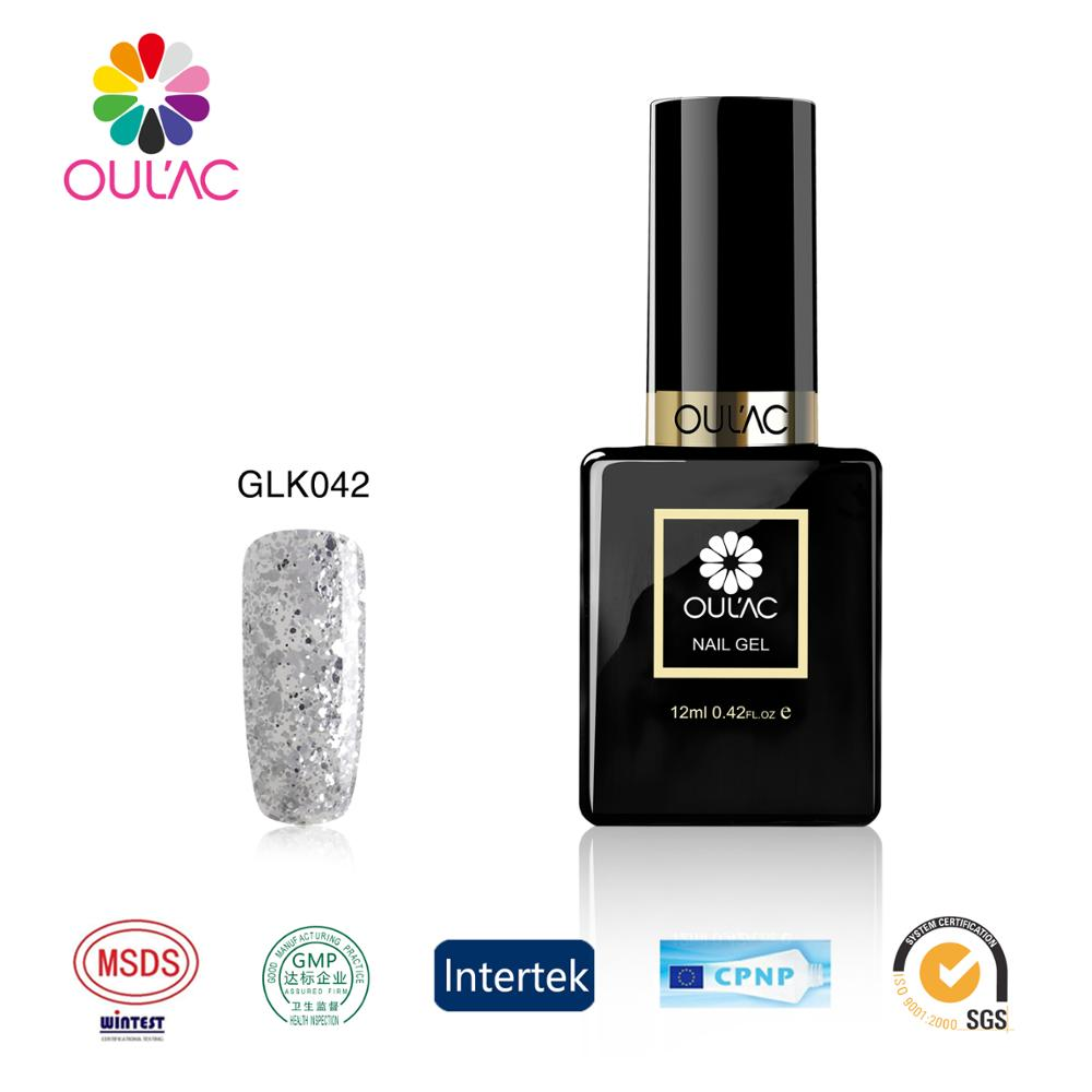 2018 Oulac Beauty Salon Products Glk Series Free Art Supply Samples Bright  Colors Soak Off Uv Gel Nail Polish - Buy Free Art Supply Sample,Bright
