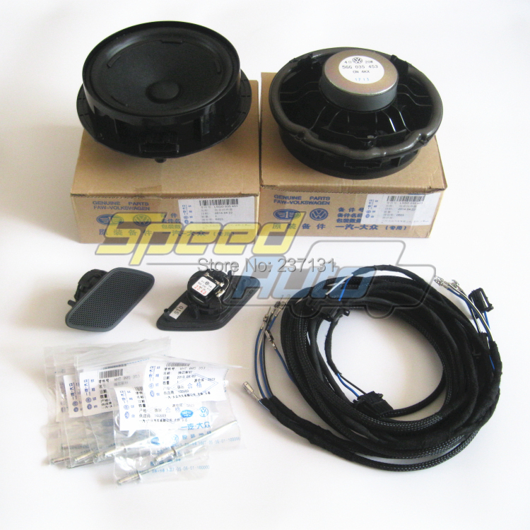 volkswagen oem rear door dynaudio loudspeaker tweeters. Black Bedroom Furniture Sets. Home Design Ideas