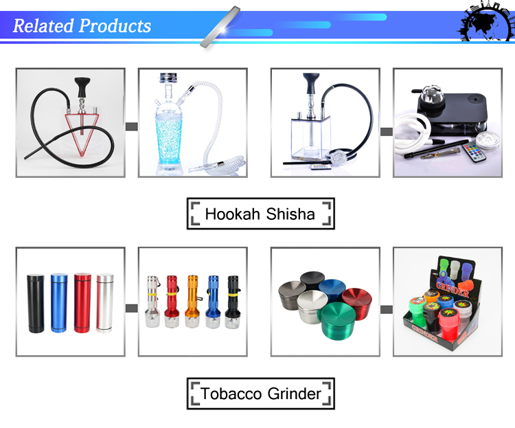 Water pipe fittings  hookah accessories  Hookah hose