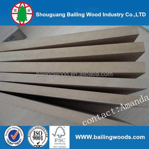 4*8 feet Melamine / Aluminum coated MDF board
