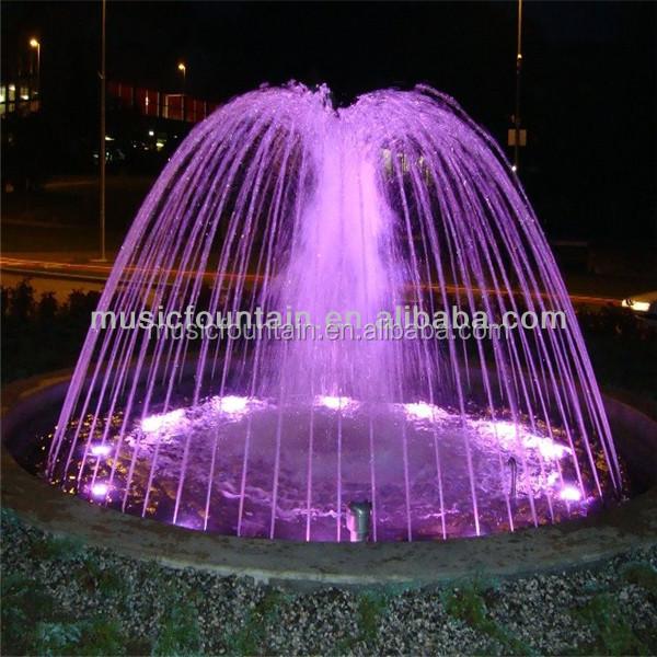 Guangzhou factory supply music large outdoor water dancing water fountain sample