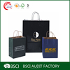 China supplier custom shopping kraft paper bag with handle
