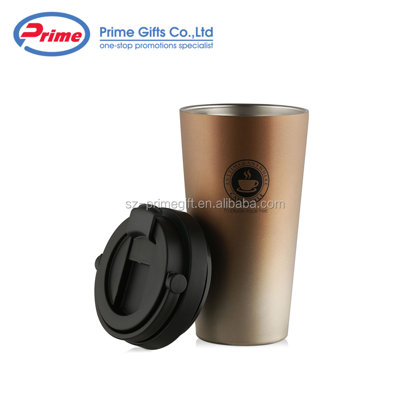Hot Selling Insulated Double Wall Stainless Steel Coffee Mug with Your Logo