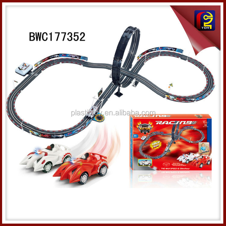 New kids electric toy race track for one player BWC177352