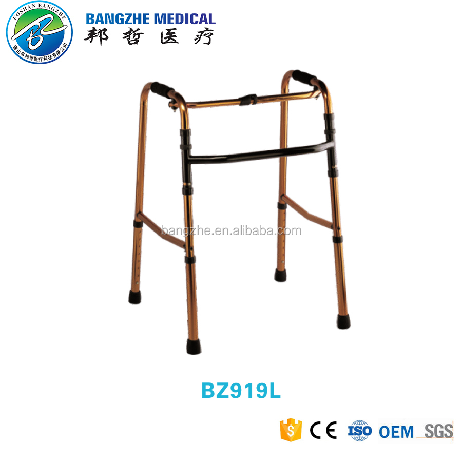 Aluminum lightweight orthopedics walking aids for handicapped BZ919L