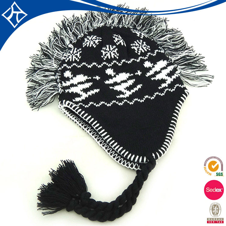 store sell felt hand made fluffy tie dye free fit modena knit hat