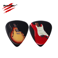 Logo Color Printing Produce Guitar Pick
